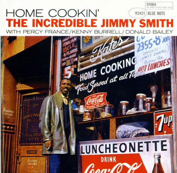 Jimmy Smith Home Cookin